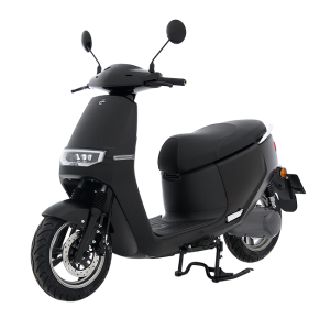 Ecooter 2 zwart elektrische scooter