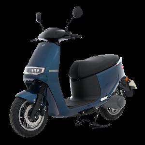 Ecooter 2 blauw elektrische scooter