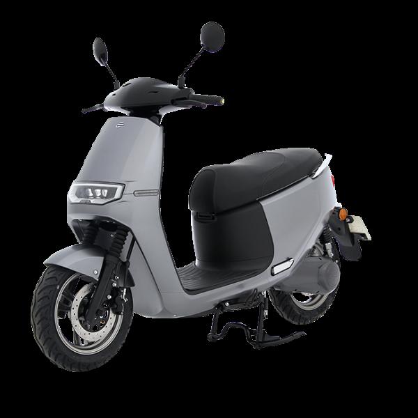 Ecooter 2 grijs elektrische scooter