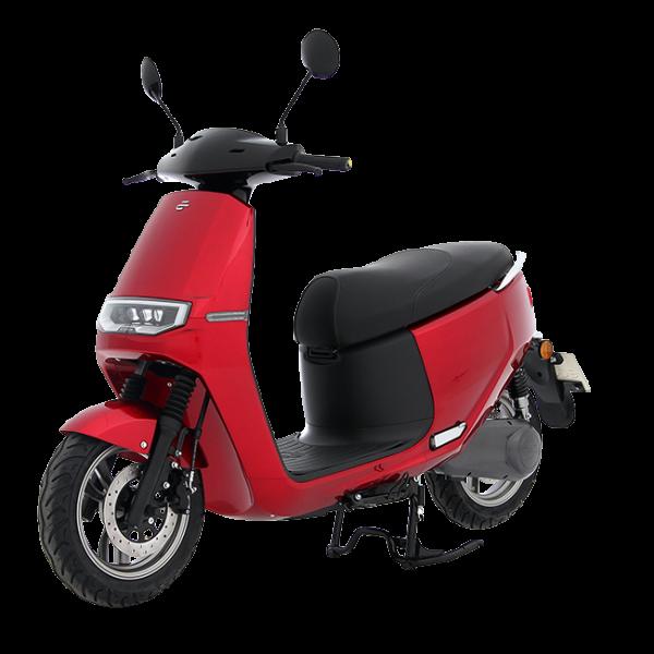 Ecooter 2 rood elektrische scooter