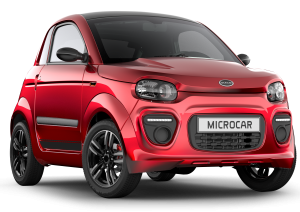 Microcar due pack design